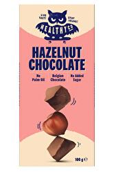 Chocolate 100 g - oříšková