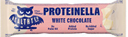 Proteinella Bar 35 g - bílá čokoláda