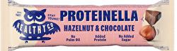 Proteinella Bar 35 g - čokoláda / lískový ořech