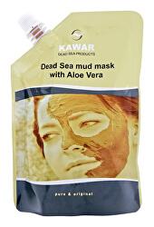 Pleťová maska s minerály z Mrtvého moře a s výtažky z Aloe vera 250 g - sáček