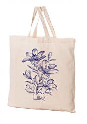 Přírodní bavlněná taška 16 l