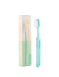 Dětský zubní kartáček - zelený