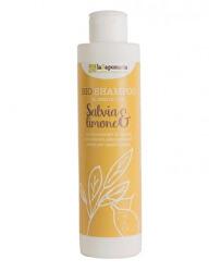 Šampon se šalvějí a citrónem BIO 200 ml