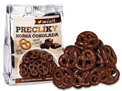 Preclíky do kapsy - Hořká čokoláda 70 g