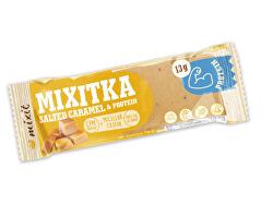 Mixitka bez lepku - Slaný karamel