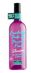 Šampon Brusinka & Mučenka 375 ml - objem