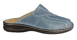Modré nazúvacie topánky s vymeniteľnou stielkou