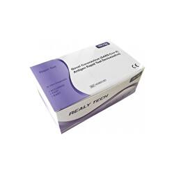 5 ks RealyTech Novel Coronavirus (SARS-Cov-2) Antigen Rapid Test Device - ze slin