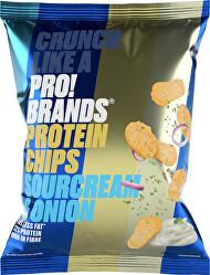Chips 50 g - smetana/cibule