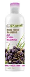 Color Shield sampon - acai, C -vitamin és makadámfaolaj 355 ml