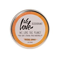 "Přírodní krémový deodorant ""Original Orange"" 48 g"