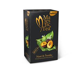 Majestic Tea Noni & Slivka 20 x 2,5 g