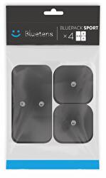 Bluetens Duo Šport, 4x3 náhradné elektródy