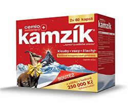Cemio Kamzík 120 kapslí DARČEK 2021
