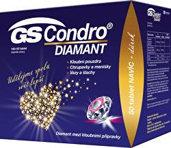 GS Condro DIAMANT tbl. 100 + 50 tabliet DARČEK 2021