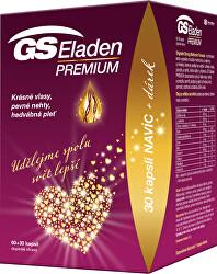 GS Eladen Premium 60 + 30 kapslí DARČEK 2021