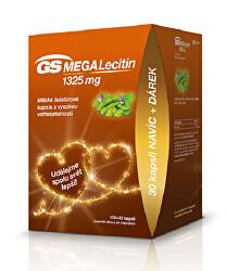 GS Megalecitin 1325 mg 100 + 30 kapslí DARČEK 2021
