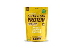 BIO Super Vegan Protein Banán - Vanilka 350 g