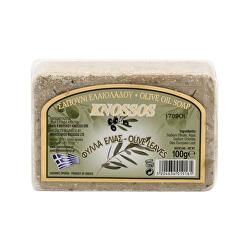 Olivové mýdlo Přírodní zelené 100 g