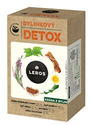Bylinkový Detox 20 x 1.5 g