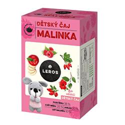 Detský čaj Malinka 20 x 2g