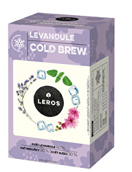 Levanduľa Cold brew 20 x 1 g