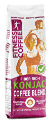 Káva Fitness Coffee® Konjac Coffee Blend 250 g