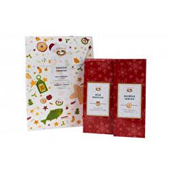 Darčekové balenie čajov Vianočné tradície