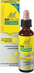 RR® Plus krízové kvapky s vitamínom B5 a B12 20 ml