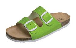 Zdravotní obuv dětská - D/203/91M/BP ZELENÁ