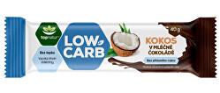LOW CARB tyčinka Kokos v mliečnej čokoláde 40 g