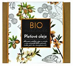 Ajándékdoboz BIO kozmetikumokból - ricinusolaj, kakaóvaj