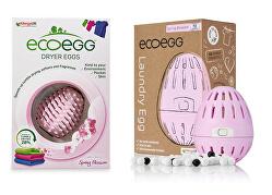 Ecoegg prací vajíčko na 70 praní + Vajíčko do sušičky prádla 2 ks