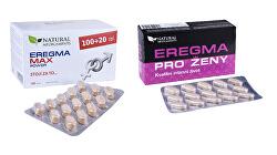 Eregma pre ženy 60 tabliet + Eregma MAX power 100 tbl. + 20 tbl. ZD ARMA