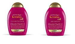 Kosmetická sada OGX proti lámání vlasů