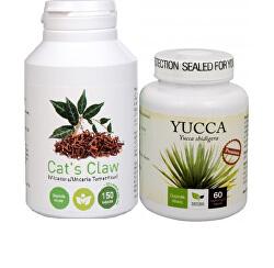 Na Detoxikaci - Cat´s Claw + Yucca