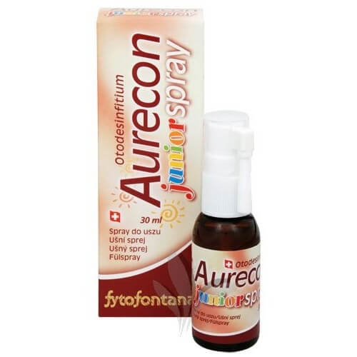 FYTOFONTANA Aurecon ušní spray Junior 30 ml