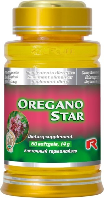STARLIFE OREGANO STAR 60 tob.