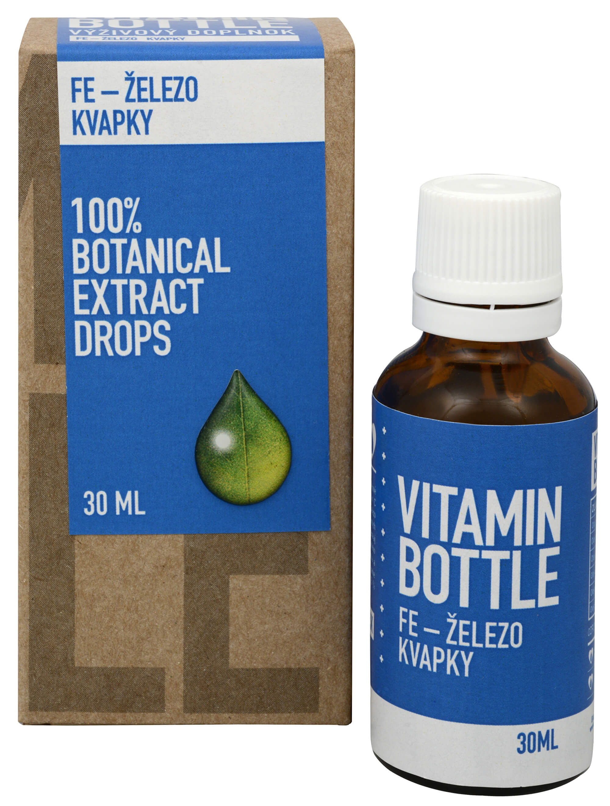 Vitamin Bottle Fe – železo 30 ml
