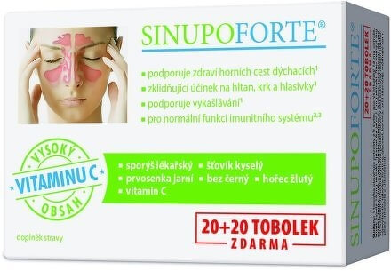 Simply You SINUPO Forte 20 20 tobolek