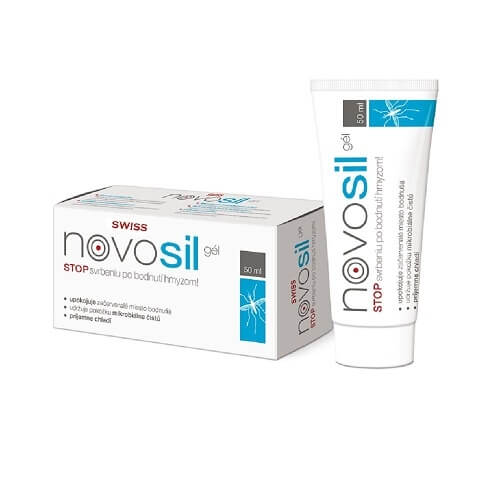 Simply You Novosil gel SWISS 50 ml