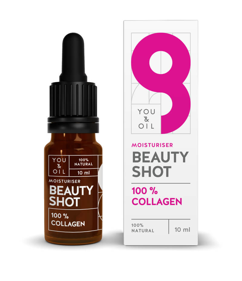 You Oil You Oil Beauty Shot 100 percent Kolagen 10 ml