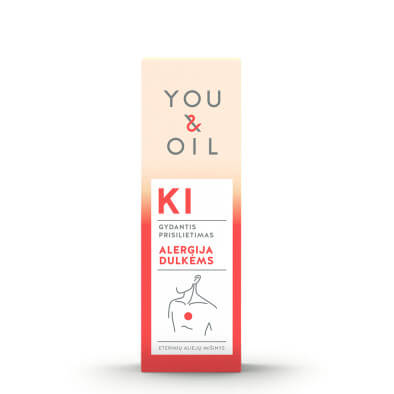 You Oil You Oil KI Alergie na prach 5 ml