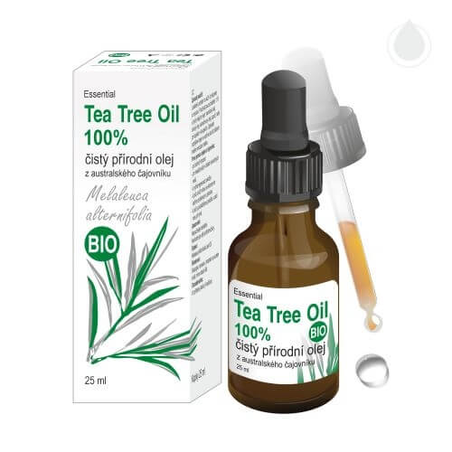 GrepoSept BIO Tea Tree Oil 100 percent 25 ml