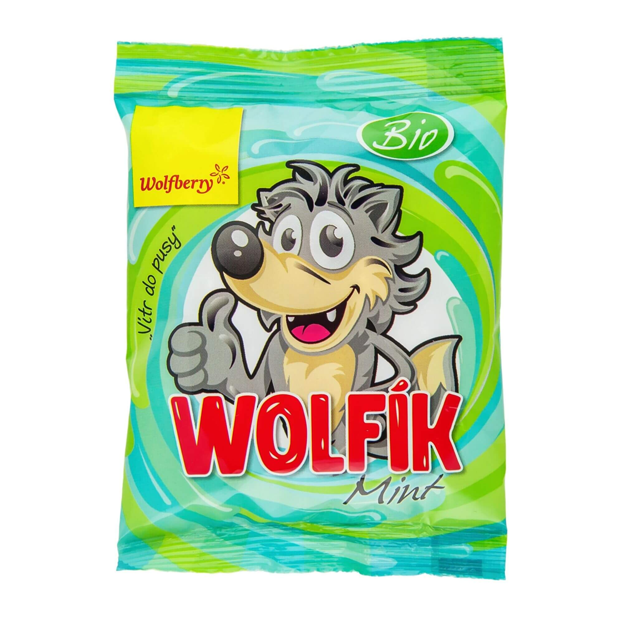 Wolfberry Wolfík Mint 85 g