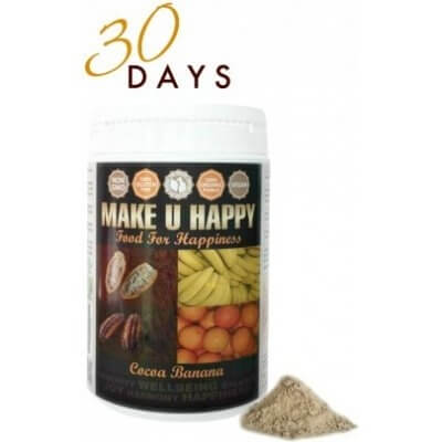 For long life Make u happy - Kakao-Banán 250 g