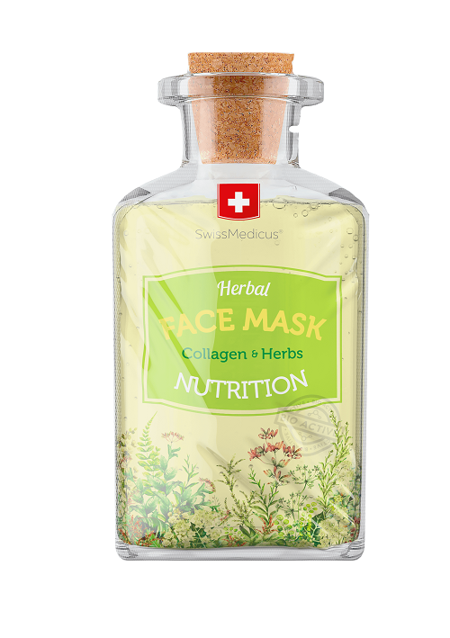 Swissmedicus Herbal Face Mask - Nutrition 17 ml
