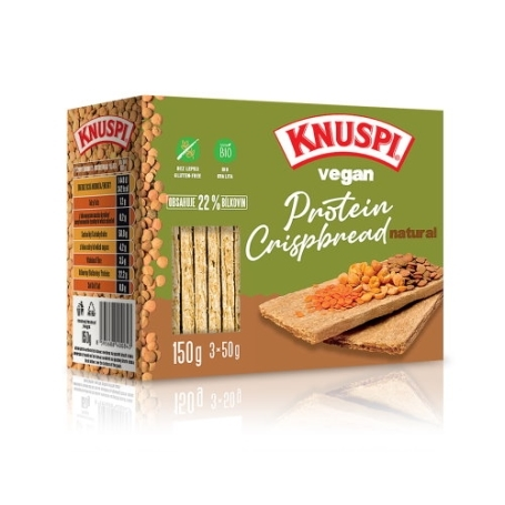 Prom-in Knuspi 150 g VEGAN Natural