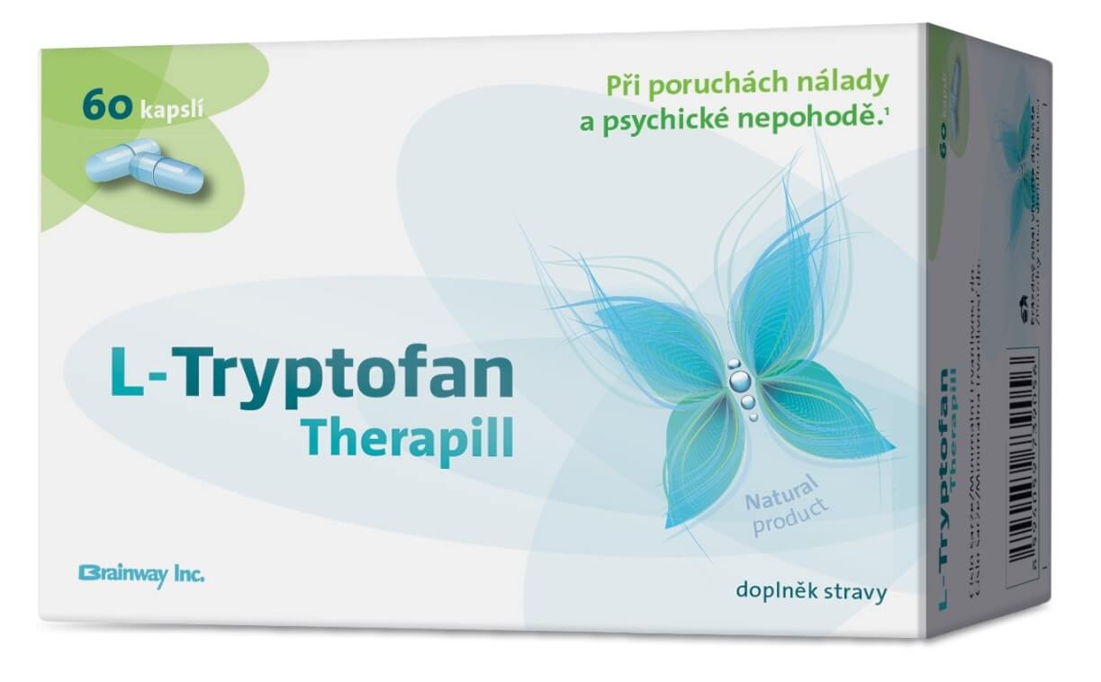 Simply You L-Tryptofan Therapill 60 kapslí