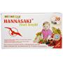 Hannasaki Fruit fenykl - dětský ovocný čaj 20 sáčků